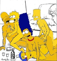 crazy porn from simpsons media bart lisa porn marge simpson sucks homer