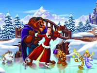 beauty and the beast toon fucking imgbest disney toons free screensaver toon