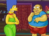 naughty mrs.griffin toon porn cartoon simpsons comic