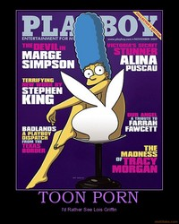 naughty mrs.griffin toon porn org demotivational poster toon porn marge simpson lois griffin posters
