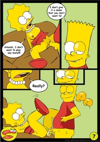 bart and lisa porn hentai comics simpsons bart lisa