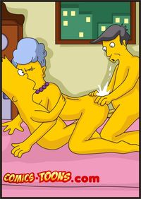 bart and lisa porn cartoon simpsons homer nude