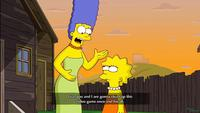 bart and lisa porn shots simpsons game xbox screenshot marge lisa find rothstein bam margera divorce free bart