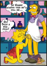 bart and lisa porn simpsons hentai stories comic