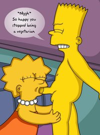 bart and lisa porn heroes simpsons cartoons porn pics bart lisa simpson