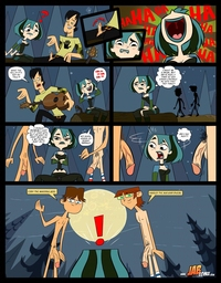 total drama island toon xxx media original our rules matter read those though total drama island porn comic