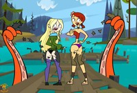 total drama island toon xxx media original gallery total drama revenge island picture quintuplet cartoon porn