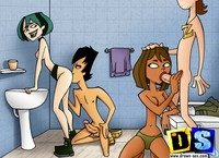 total drama island toon xxx drawn drama island outdoor porn studio catalog