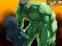 flingstones toons sex pleasures galleries cartoonreality futurama hulk pic