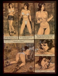 cartoon beauties sex super hero comics