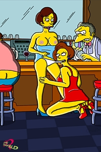 marge and edna getting plowed porn belong edna krabappel simpsons characters sharetv page