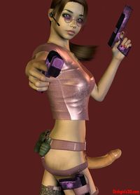 busty toons beauty lara croft porn dickgirls pink laracroft page