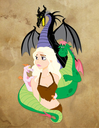 mulan and alice porn mother disney dragons daenerys targaryen maleficent figment elliott
