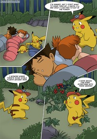 pokemon porn comics data aebd show ashchu adventures bbmbbf brock comic hat