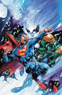 superman and supergirl fucking superman march drunk cover solicits three sentences less