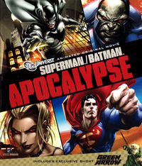superman and supergirl fucking superman batman apocalypse dvd ten universe animated original movies