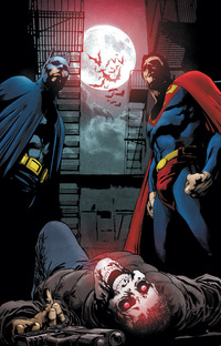 superman and supergirl fucking superman batman june drunk cover solicits three sentences less