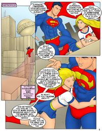 superman and supergirl fucking lusciousnet supergirl team superheroes pictures album page