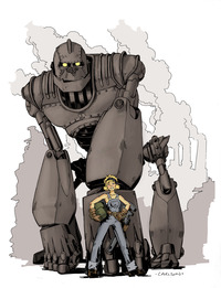 irongiant toon babe porn ironkong king kong meets iron giant