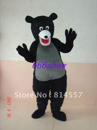 cartoons couple hot sex wsphoto love bear font dog black suit cartoon mascot costume promotion apparel hot