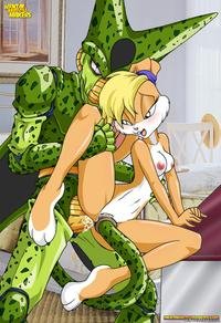 lola bunny porn media original cell crossover dragon ball hentai match makers lola bunny looney