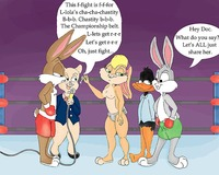 lola bunny porn adb bugs bunny daffy duck lola looney tunes porky pig space jam willtoons porn penelope pussycat
