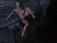 lara croft's holes under attack porn dmonstersex scj galleries lara croft tomb raider fucked monsters