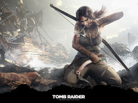 lara croft's holes under attack porn tomb raider wallpaper background reboot lara croft crystal dynamics square enix chan comments video games cant please feminists