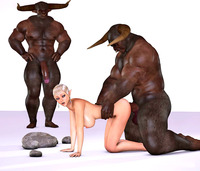 sexy 3d babe porn dmonstersex scj galleries kinky minotaurs doing sexy chick monster porn