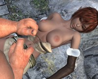 sexy 3d babe porn dmonstersex scj galleries sexy busty babe fucked goblins