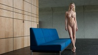 sexy 3d babe porn wallpapers beautiful hot sexy babe nude sofa