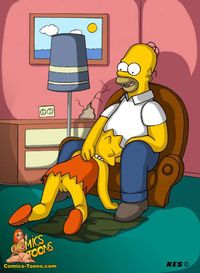 sex toons of simpson family sex porn cartoon simpsons marge