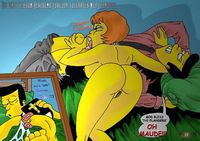 simpsons family hard sex porn cartoon simpsons xxx marge