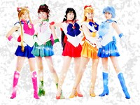 sailormoon and dragonball x sex porn sailor moon live action