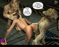 cartoon alien fucks a girl anime cartoon porn alien goblins fuck girl photo