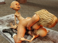 cartoon alien fucks a girl dmonstersex scj galleries elf girl fucked alien cock