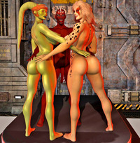 cartoon alien fucks a girl dmonstersex scj galleries alien fucking blonde girl doggy style