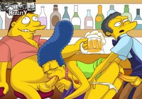 simpson cartoon porn orgy porn uploadfiles simpsons cartoonporn toons marge simpson
