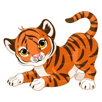 alice cartoons porn zoom baby tiger cute cartoon white