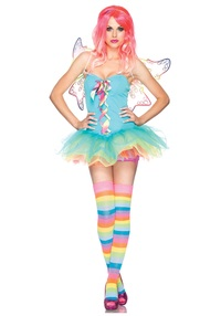 belle fairy nude pictures porn products sexy rainbow fairy costume wear avenue halloween