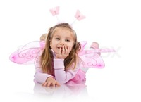 belle fairy nude pictures porn preview little girl fairy costume white background stock photo