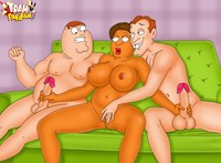 family guy's nymphos porn family guy