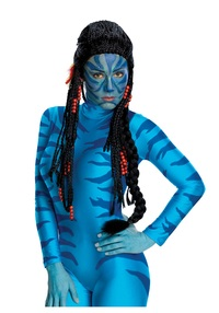 fucked neytiri - avatar chick porn products avatar neytiri costume wig adult wear this
