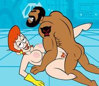 fucking in dexter's lab porn famous toons