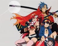 gurren lagann pussy porn gallery inicio gurren lagann wallpaper kamina pictures fullhd rated page