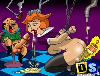 jetsons family wild orgies porn thejetsons page