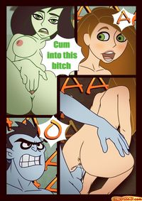 kim possible porn cartoons porn kim possible having mom nude