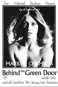 legendary cartoon sex porn gallery posters behind green door poster freeform marilyn chambers