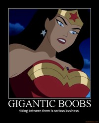 lisa and marge simpsons nude posing porn demotivational poster gigantic wonder woman cleavage atom fantasy fansites rorschachsrants news