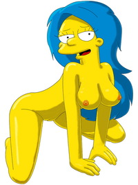 lisa and marge simpsons nude posing porn marge nude simpson toon